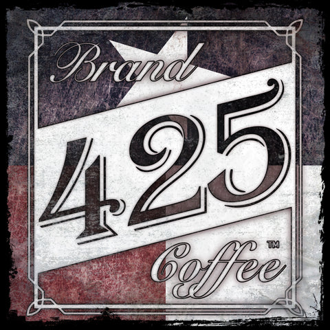 Brand 425 Coffee Texas Style Craft Coffee Wholesale
