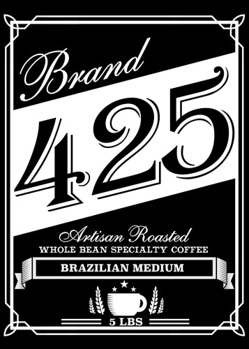 Brazilian Oberon Traceable Medium Beaumont Texas Craft Coffee
