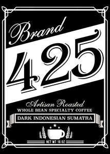 Indonesian Sumatra Craft Coffee Southeast Texas