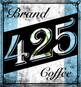 Texas Coffee Brand 425 Coffee Southeast Texas Guatemalan Especial Medium