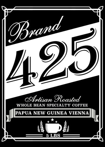 Texas Craft Coffee Papua New Guinea Vienna Roast 5LB