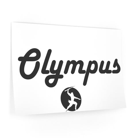 Olympus wall decals
