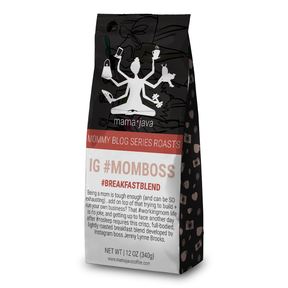 Breakfast Blend by IG #momboss Jenny Lynne Brooks