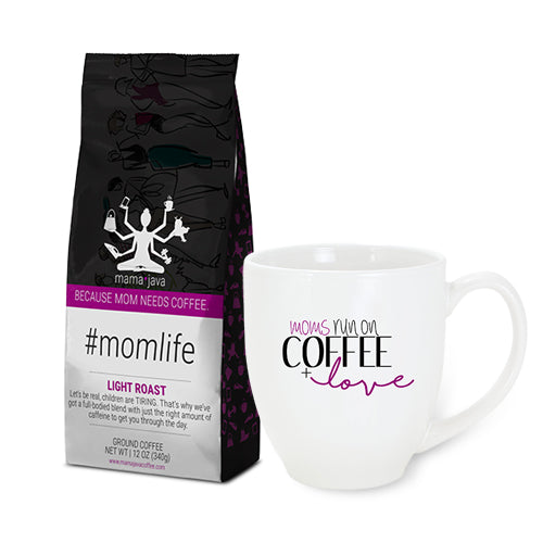 Coffee + Mug Gift Set
