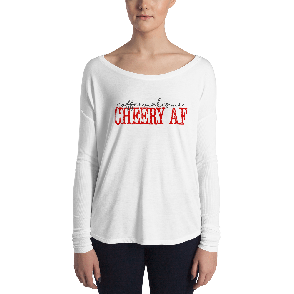 Cheery AF Long Sleeve Tee