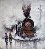 Nostalgia of Steam Locomotives