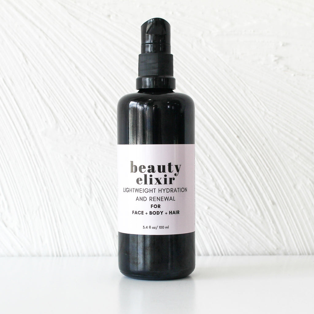 BEAUTY ELIXIR for face + body + hair