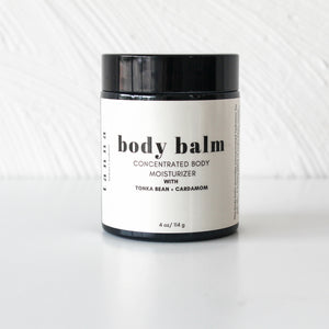 BODY BALM- body hydration