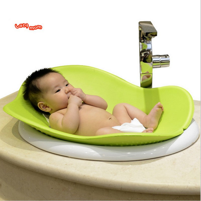 2017 New Blooming cushions filled baby shower bath tub baby halo ...