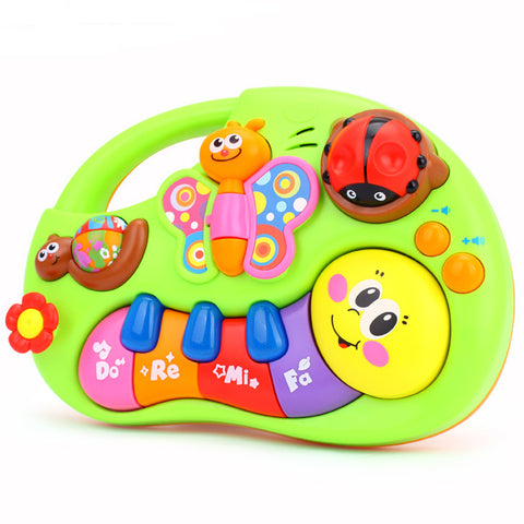 Baby Musical Toys 6 Month+ Lights Educational Toys For Children Para Baby Toys 6-24 Months
