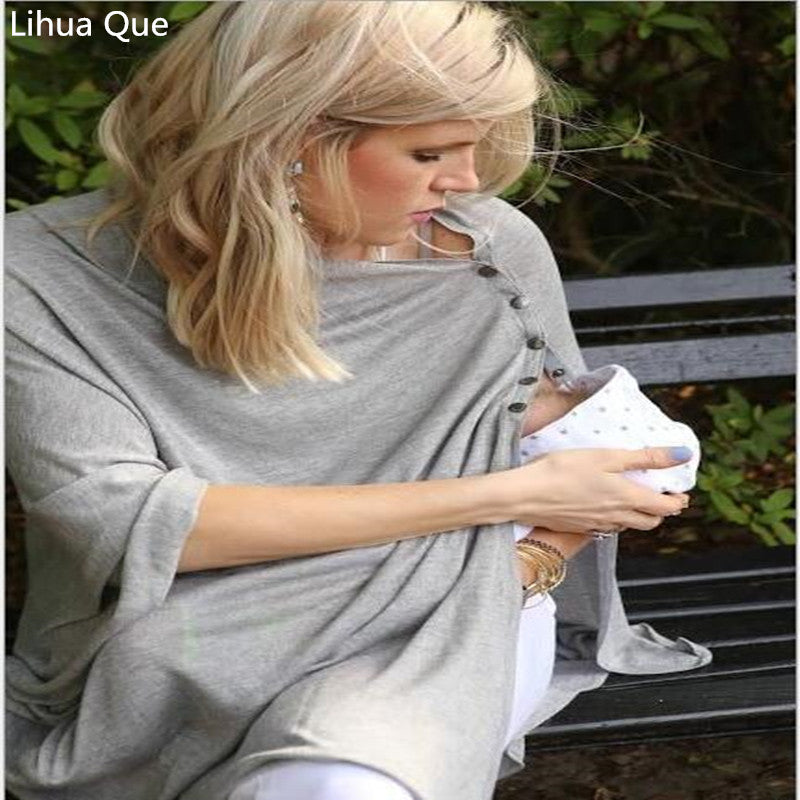 Maternity Clothing 2017 Multi-functional Mother Breast-feeding Shawl