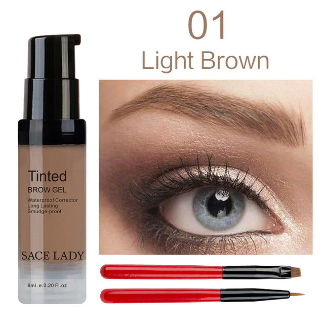 The Sace Lady Eyebrow Tint Kit All The Beauties