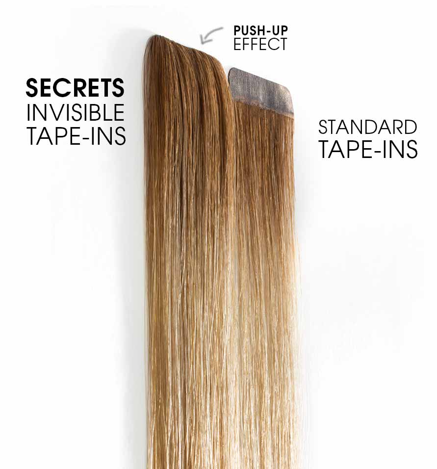 Hair extensions brand