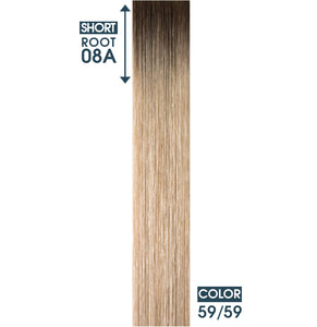"Quikkies Root Shadow <p>16""/40 cm • Short Root</p>"
