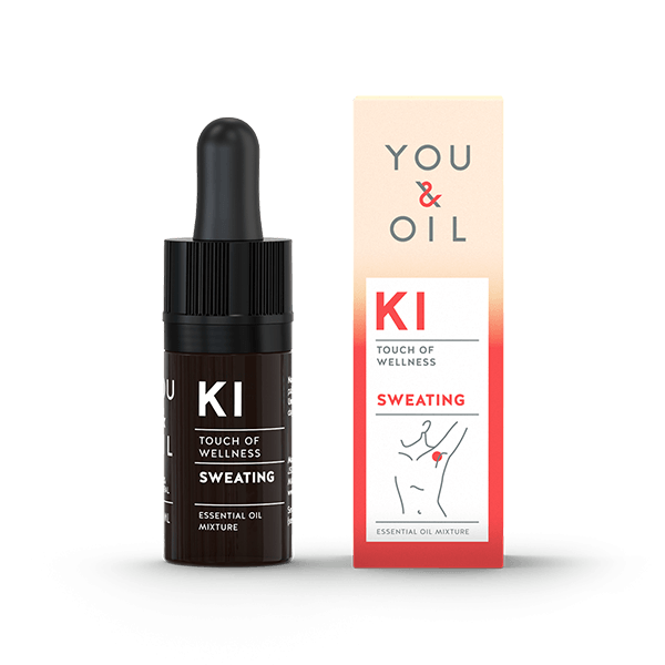 You & Oil, aceite para la sudoración 5ml