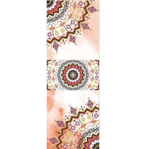 Patterned Yoga Mats slip-ons