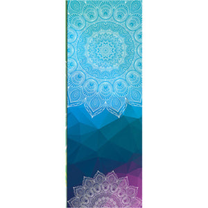 Mandala Yoga Mat Towel/Cover