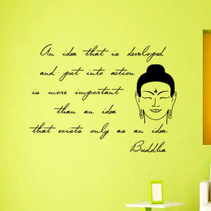 Ideas of buddha