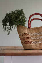 Natural Lace Shopper
