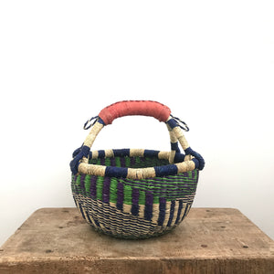'Forest' - Small Bolga Basket