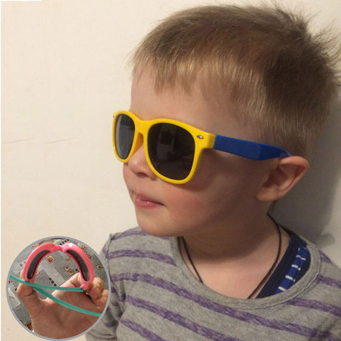 Kid's Flexible Sunglasses