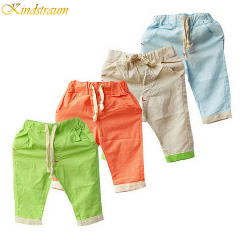 Boy's Cotton Pant