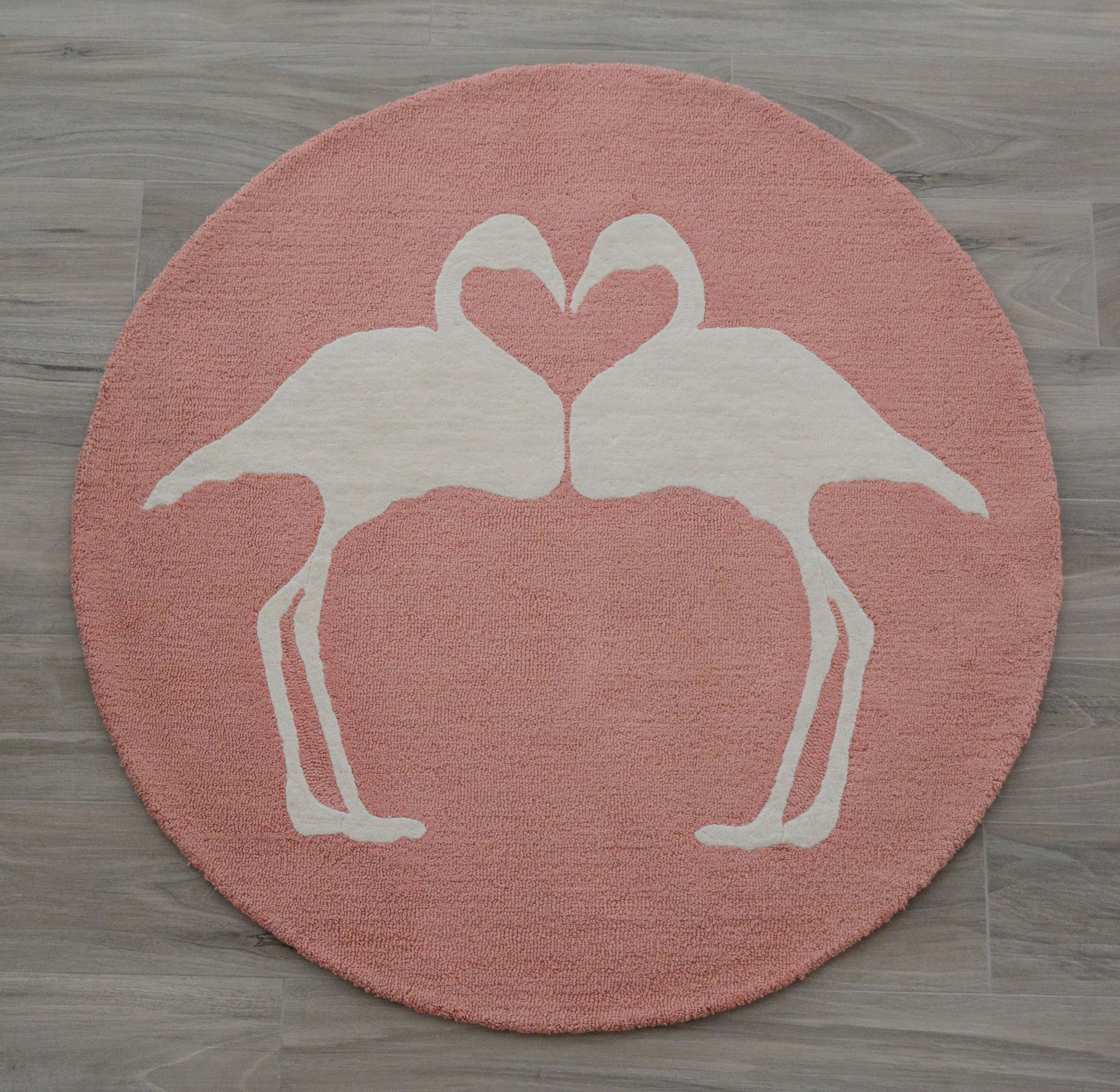 Flamingo Kiss