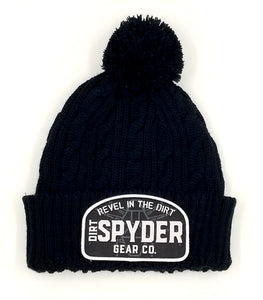 DIRTSPYDER REVEL IN THE DIRT BEANIE