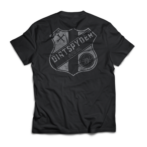 DIRTSPYDER SHIELD TEE