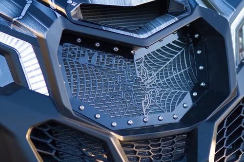 DIRTSPYDER CAN AM X3 FRONT GRILLE (ALL 2017-2018 MODELS)