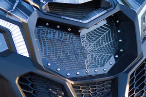 DIRTSPYDER CAN AM X3 FRONT GRILLE (ALL 2017-2020 MODELS)