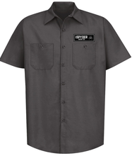 DIRTSPYDER WOVEN PATCH WORK SHIRT