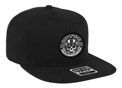 DIRTSPYDER SENDING IT BLACK/GRAY UNDERBILL SNAPBACK