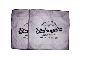 DIRTSPYDER MICROFIBER CLOTH