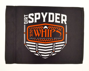 DIRTSPYDER 5150 WHIPS COLLAB FLAG