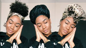 Three Ways to Take Care of Your Tapered Cut Curls Overnight