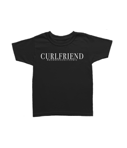 Toddler. Youth. Curlfriend Short Sleeve T-Shirt