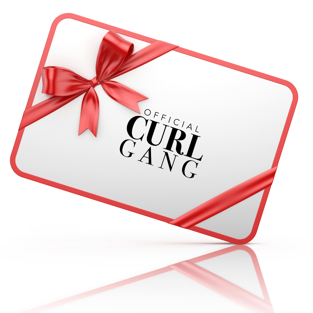 Official Curl Gang Gift Card