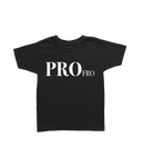 Toddler. Youth. PROfro Short Sleeve T-Shirt