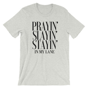 Prayin' Slayin' Short Sleeve
