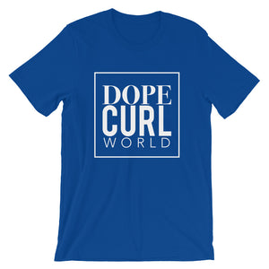 Dope Curl World Short Sleeve