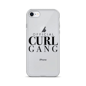 Official Curl Gang Classic iPhone Case