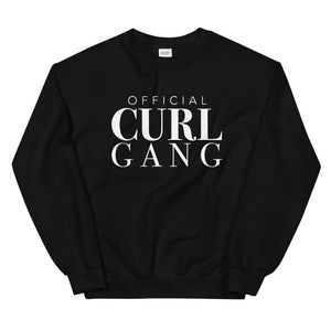 Official Curl Gang Classic Sweatshirt