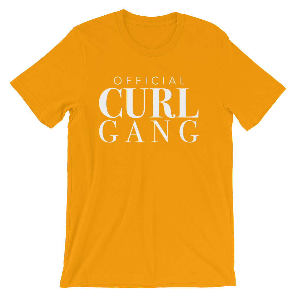 Official Curl Gang Classic Short Sleeve
