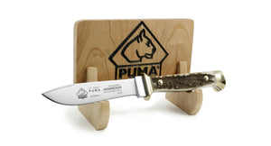 PUMA Display for 1 Knife, wood