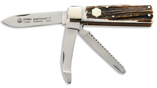 PUMA Hunting Pocket Knife III
