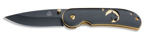 PUMA TEC one-hand knife