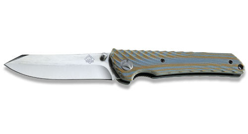 PUMA TEC one-hand knife (liner lock, D2-not rust free)