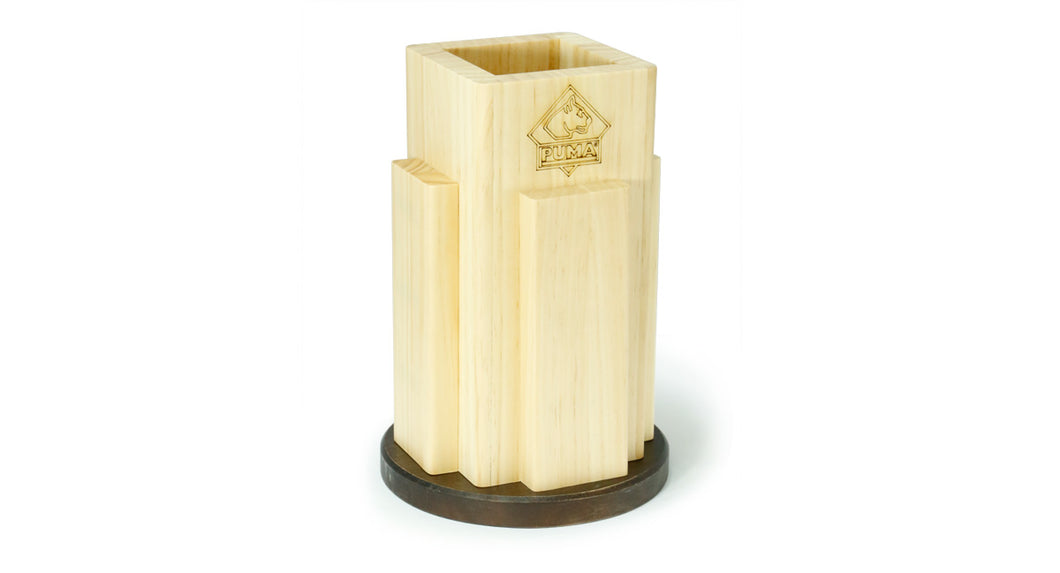 PUMA Kitchen Knife Block