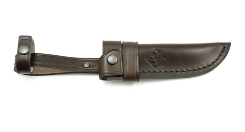 PUMA leather sheath - Waidmesser